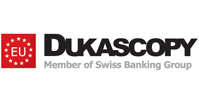 Dukascopy website